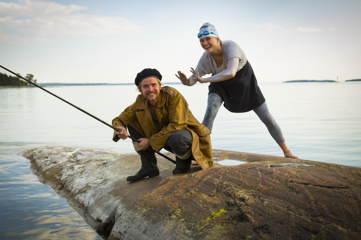 Kapteeni Aalto ja Villi Silli