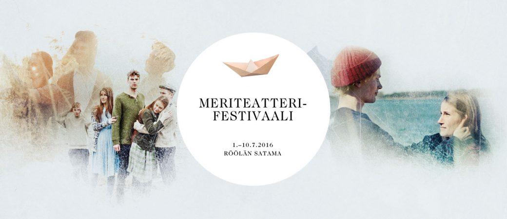 Meriteatteri-festivaali mainoskuva